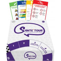 "Jeu "" SANTE'TOUR"""