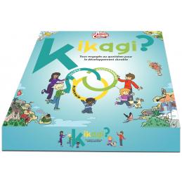 Kikagi ? Pour sensibiliser les enfants au développement durable.