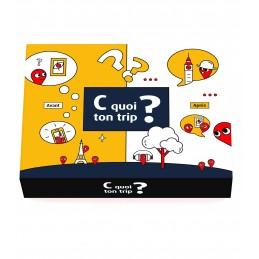 "Jeu ""C quoi ton trip ?"""