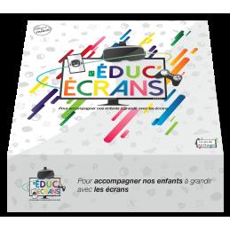 """L'Educ'Ecrans"" Jeu de plateau"