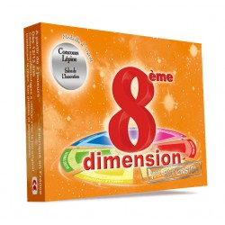 Jeu de cartes EXTENSION 8EME DIMENSION