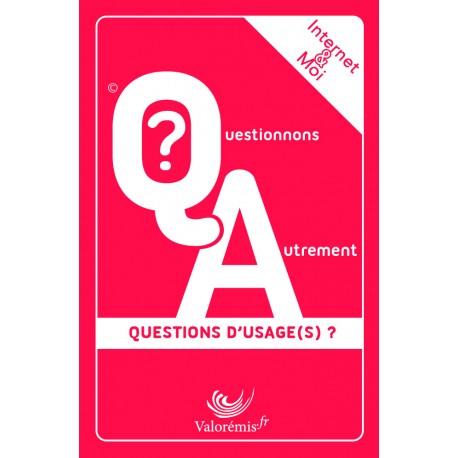 """Jeu de cartes  """" L'école & Moi : Questions d'envie(s) ?"""""""